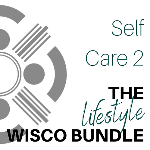 Self Care 2 Lifestyle Wisco Bundle