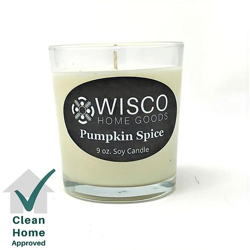 Pumpkin Spice 9 oz. Candle