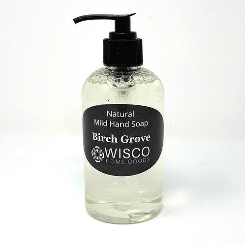 Birch Grove, Natural & Mild Hand Soap