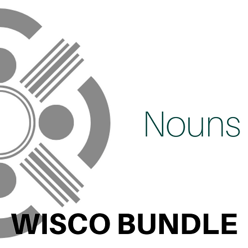 Nouns Wisco Bundle