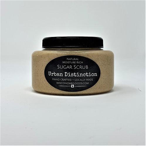 Natural Moisture Rich Sugar Scrub ~ Urband Distinction