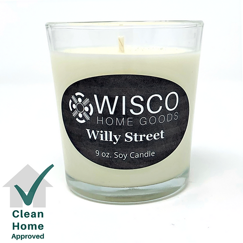 Willy Street 9 oz. Candle
