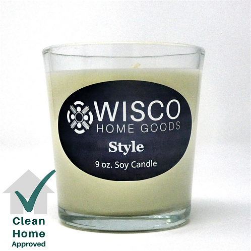 Style 9 oz. Candle
