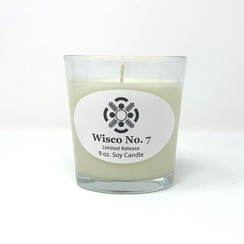 Wisco No. 7 Soy Candle
