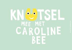 Knutsel mee met Caroline Bée knutselworkshops verjaardagsfeestjes knutselen