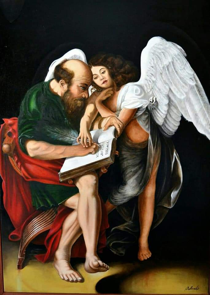 L'ANGELO PERDUTO
