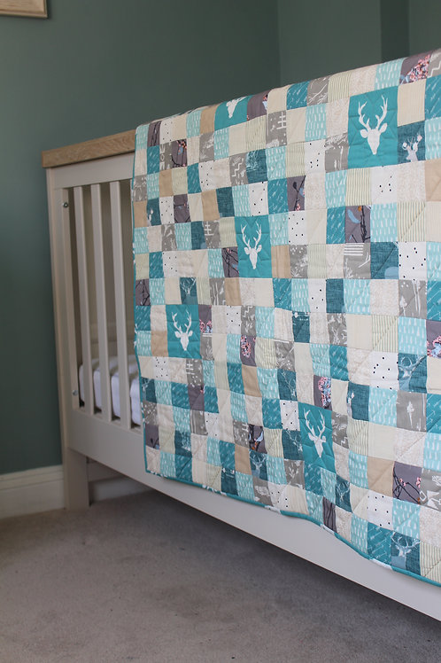 Bespoke Baby Quilts