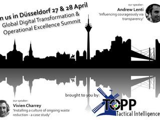 ViC Advisory & TOPP Tactical Intelligence in Düsseldorf