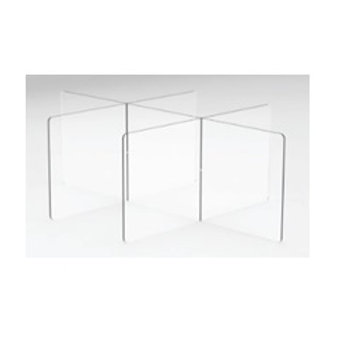 4' x 6' Rectangular Table Dividers
