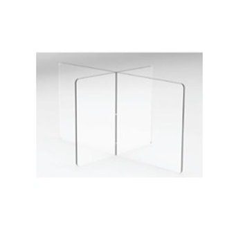 4' Round Table Dividers