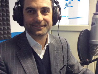 Intervista Radio Proposta in Blu - 11 marzo 2016