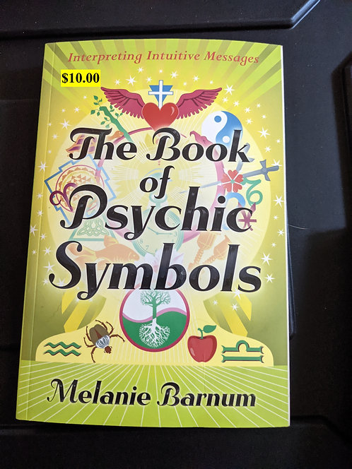 The Book of Psychic symbols - Melanie Barnum
