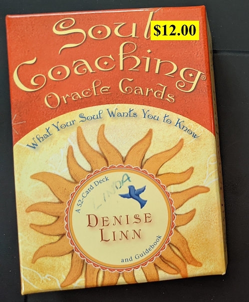 Soul Coaching - oracle card deck - Denise Linn