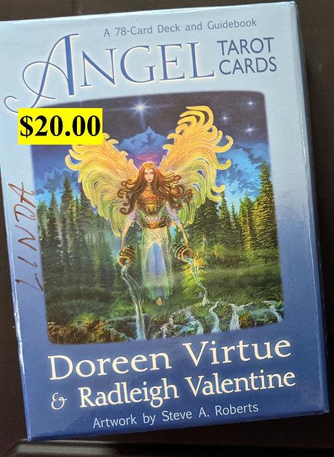Angel Tarot Cards - Doreen Virtue/Radleigh Valentine