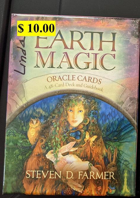 Earth Magic - Steven Farmer