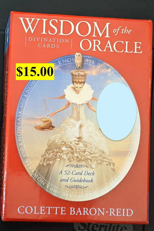 Wisdom of the Oracle - Colette Baron-Reid