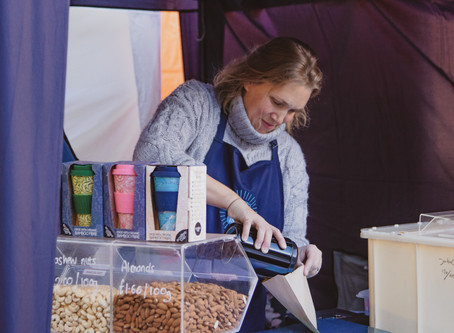Budding Entrepreneurs, buck the trend and expand on to the high street