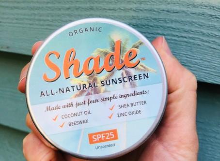 Plastic free sun cream?