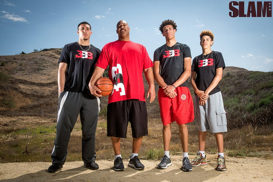 Will Lavar Ball Bounce his Kids' Careers into the Tank?