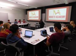 Marc'd Academy USC