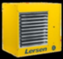 Plynový ohřívač Alfa od Lersenu