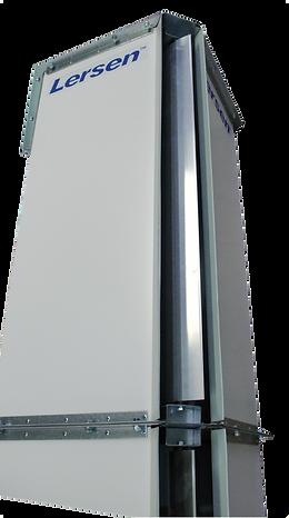 Vratová clona teplovodní