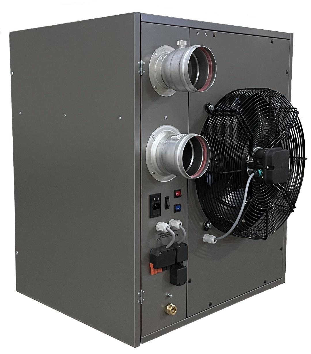 ALFA2 sání, odkouření, elektro, plyn