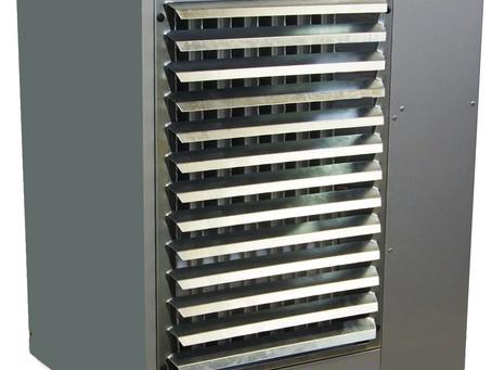Vývoj inteligentního plynového ohřívače vzduchu pro průmyslové haly