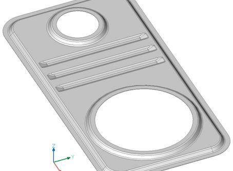 Vývoj technologie výroby teplosměnné lamely pro ohřívač vzduchu Lersen ALFA2