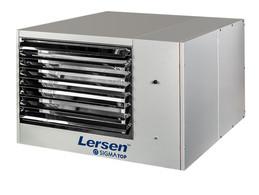 LERSEN SIGMA kondenzační plynový ohřívač vzduchu s účinností 110%