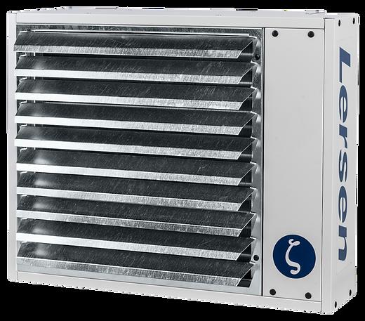 Teplovodní ohřívač vzduchu ZETA ECO