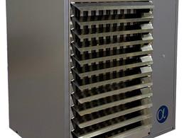 Plynový teplovzdušný ohřívač  LERSEN ALFA II
