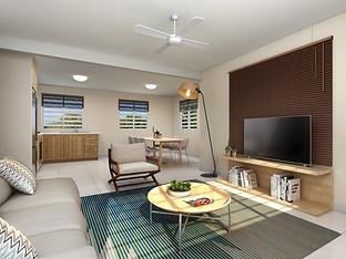 Quality Living Area
