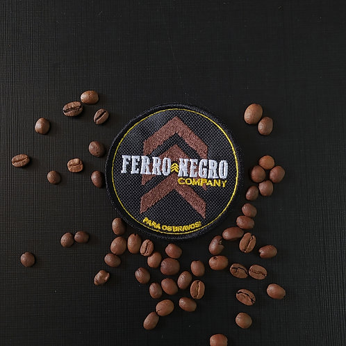 Patch Ferro Negro