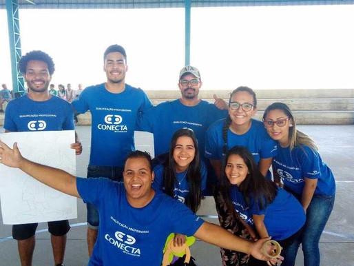 Conecta Paulínia promove Ação do Dia das Crianças na Escola Elvira Cássia