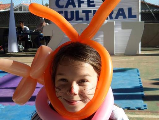 3° edição do Café Cultural reúne 225 pessoas em Paulínia
