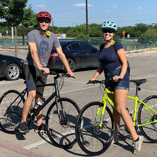 New Bike for this lovely couple! They we