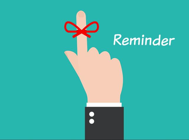 Professional Development January Reminder