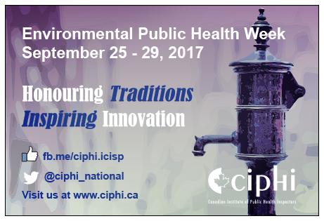 Environmental Public Health Week