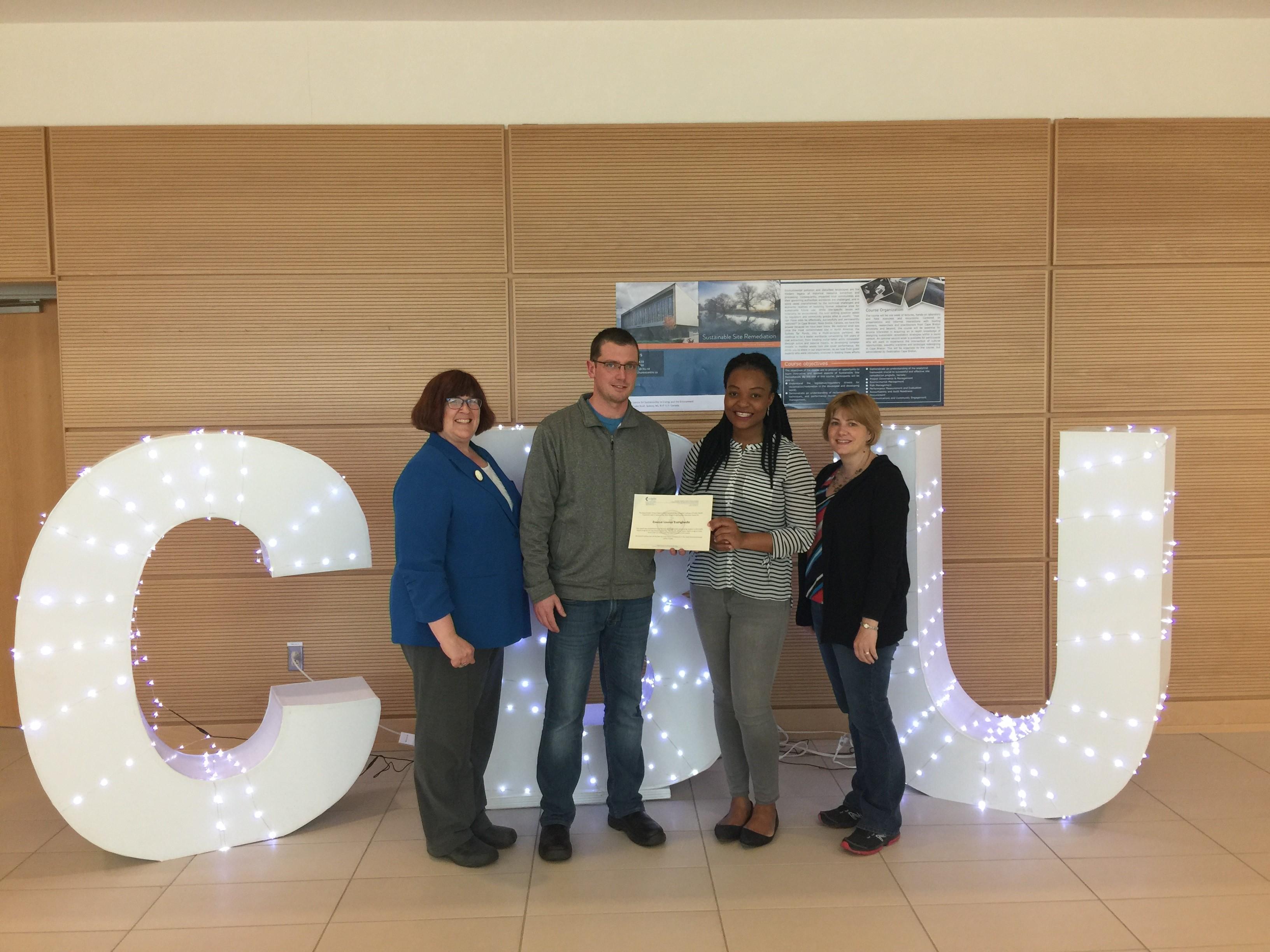 Student Award 2017