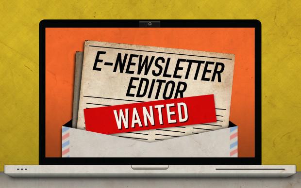 Volunteer Opportunity - Newsletter Editor(s)