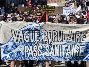 フランスでワクチンパスポートが導入されたらどうなったか