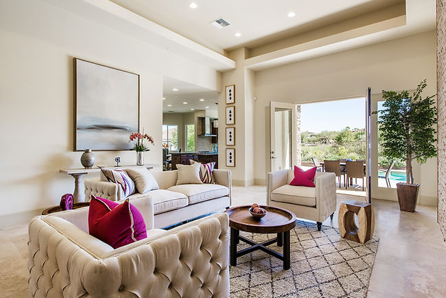 Home Staging Funiture and Design