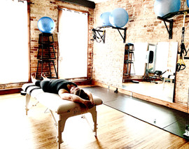 Sheri Fascial Stretch Therapy in Studio