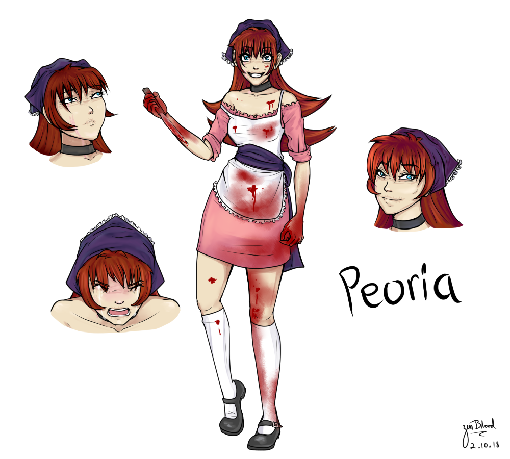 Peoria Concept Sketch
