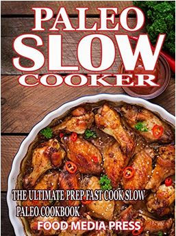 Paleo Slow Cooker Book Cover