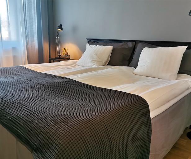 Hotellrum 2-bädds