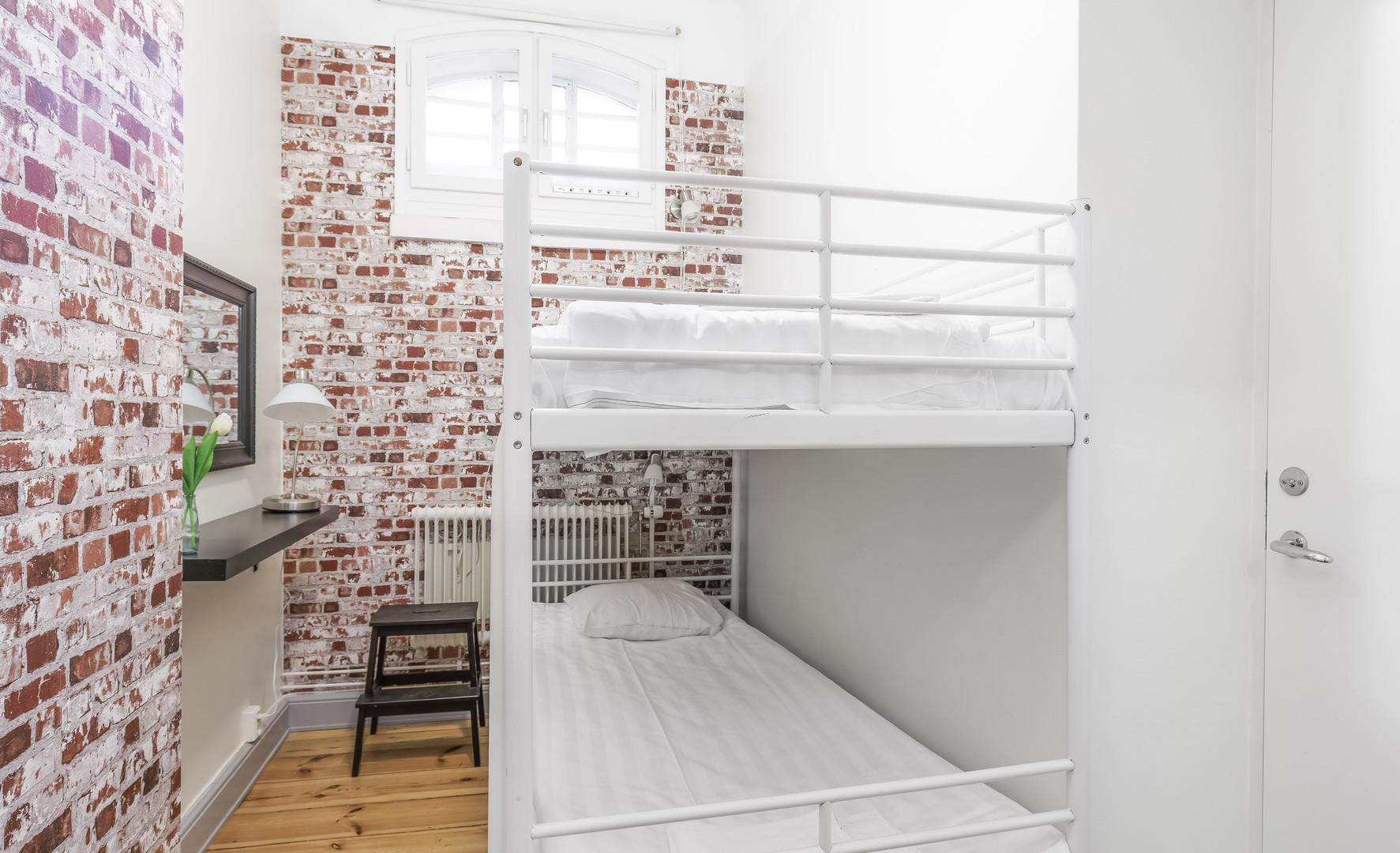 Cell våningssäng
