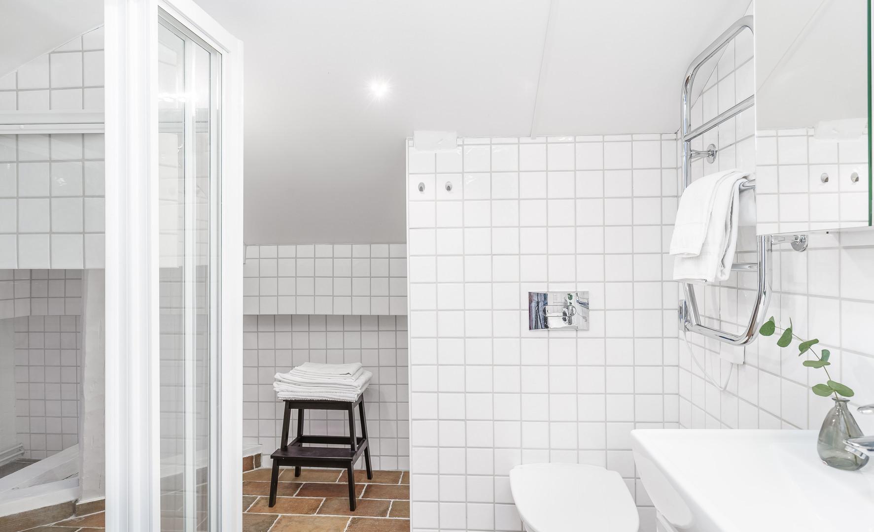 Svit 5-bädds, Dusch/WC