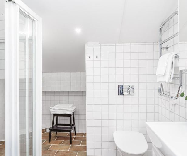 Svit Styrelserummet, dusch och toalett